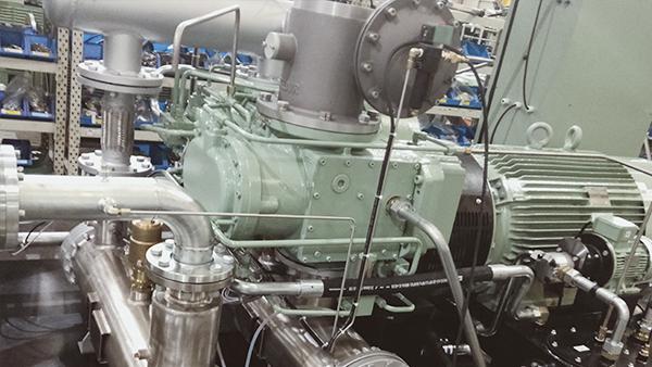 空压机热能回收水冷型