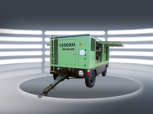 1070XHH-1250XH高压系列柴油机移动式螺杆空压机
