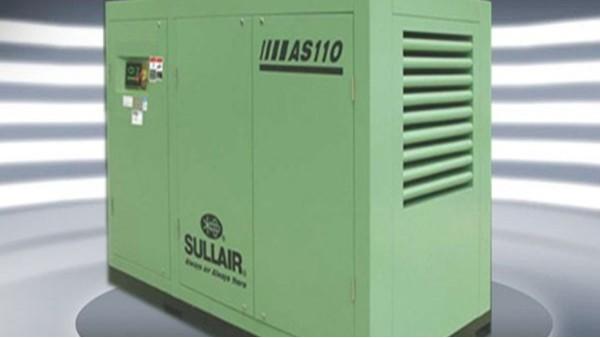 寿力空压机控制面板显示排气压过高是什么问题