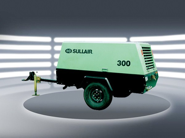寿力260-320系列低压系列柴油机移动式螺杆空压机