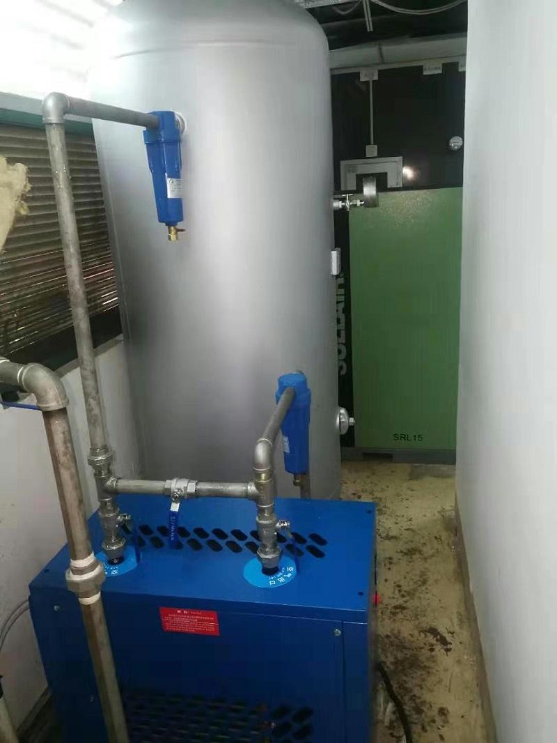 无油涡旋空压机4