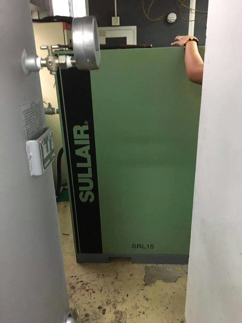 无油涡旋空压机1