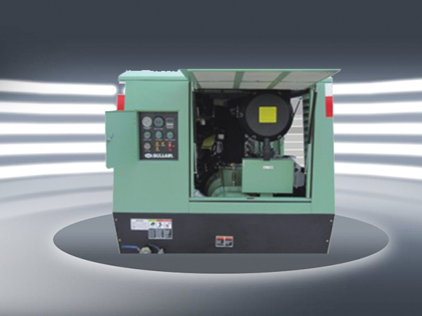 寿力600/655系列柴油机移动式单轴螺杆空压机