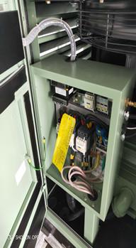 寿力空压机电子行业客户使用现场