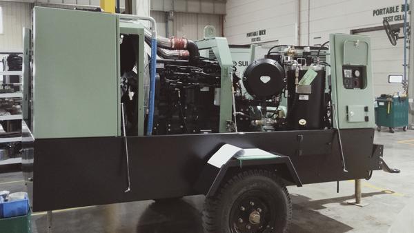 艾默迪寿力空气压缩系统耐腐蚀,环保节能