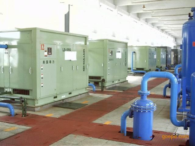 寿力空压机电厂应用