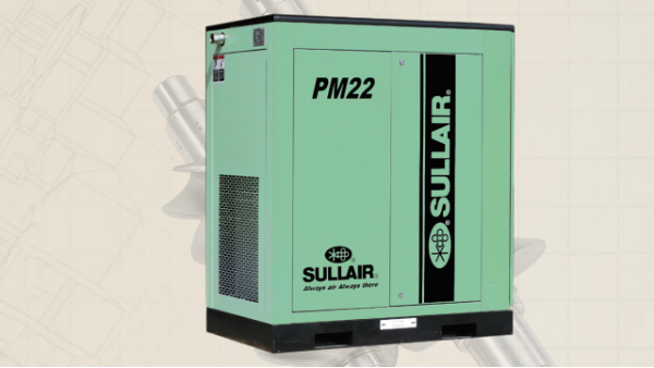 变频空压机的耗电和产气特点