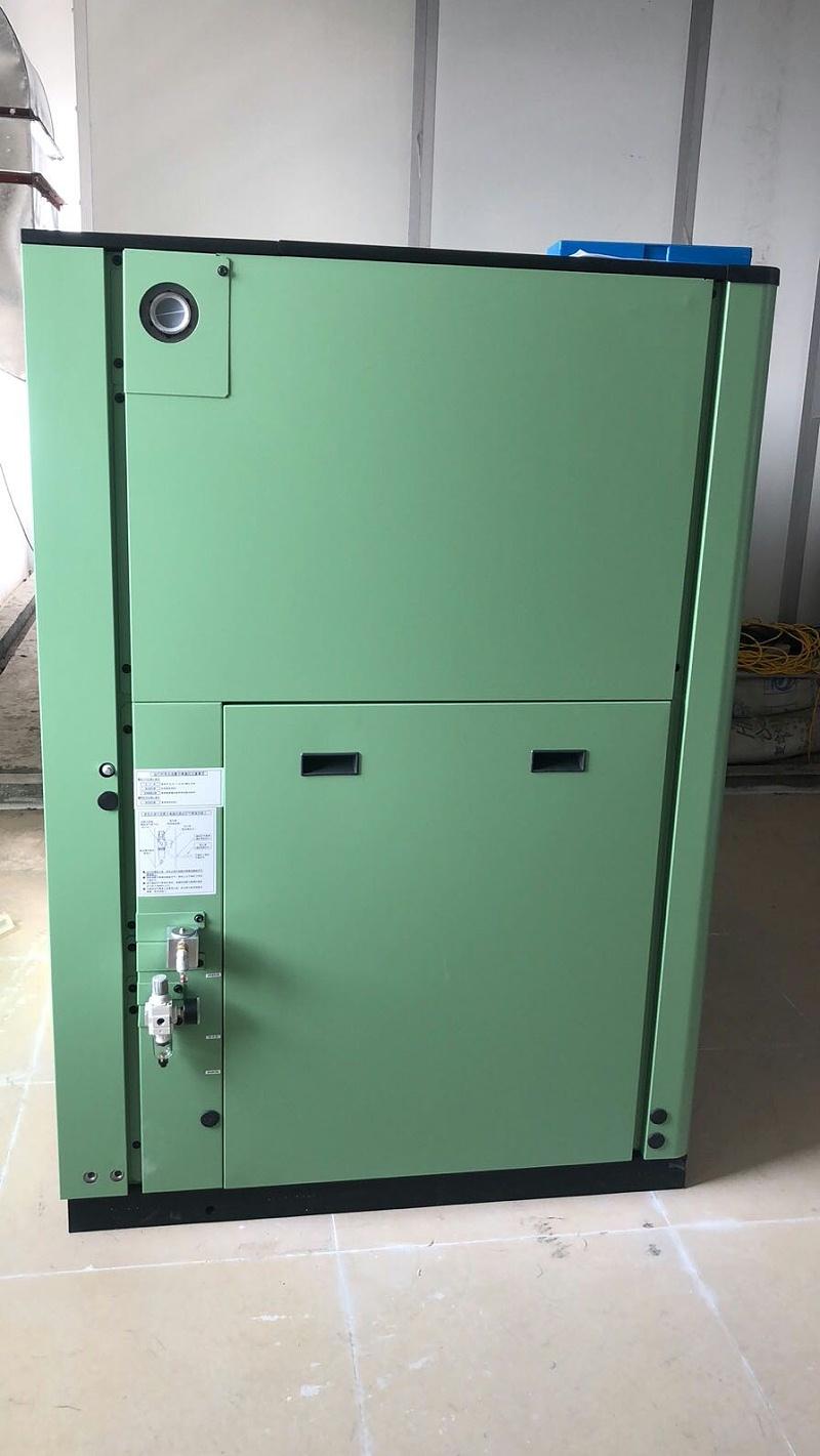 DSP干式无油螺杆空压机