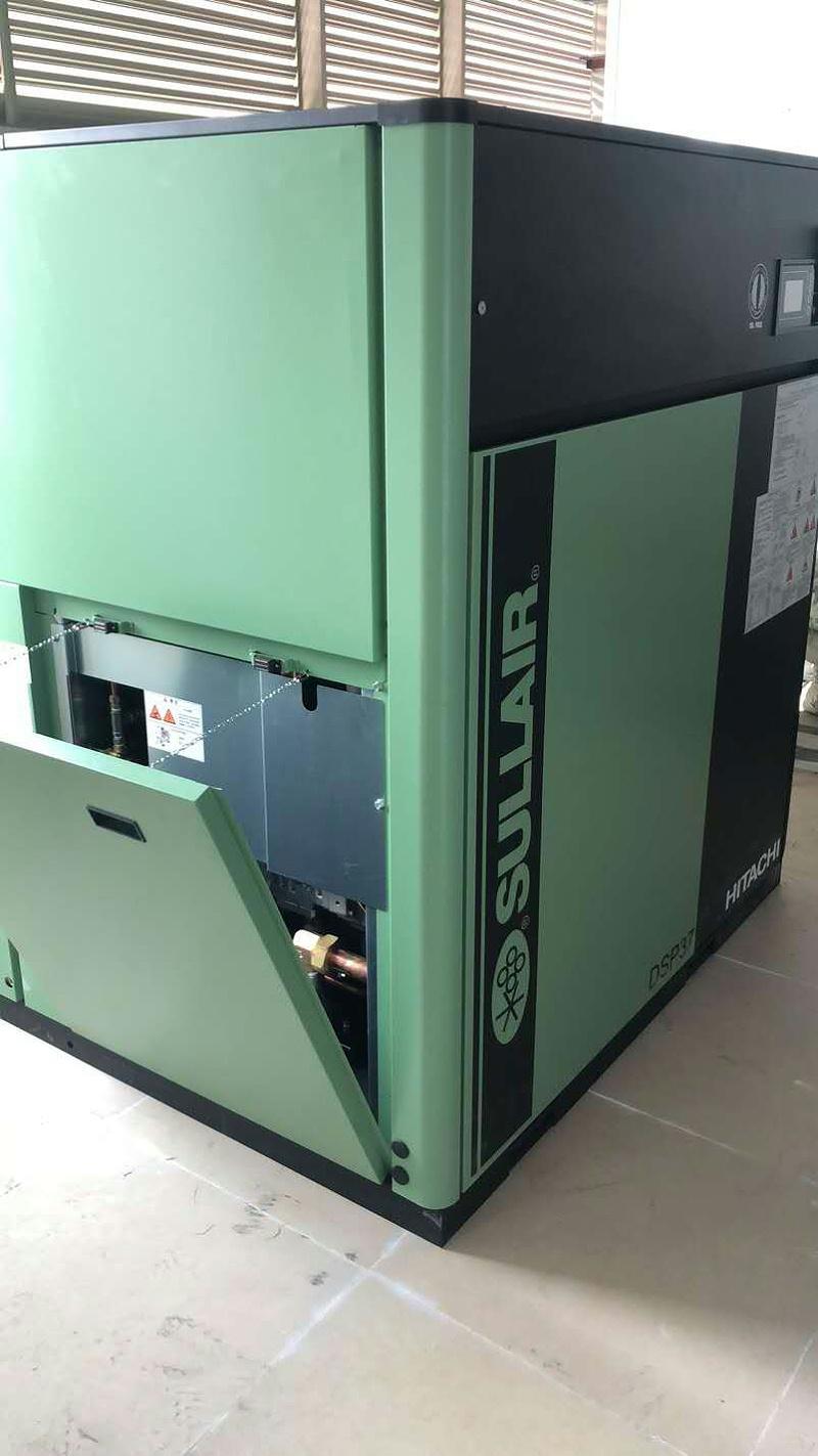 DSP干式无油螺杆空压机6