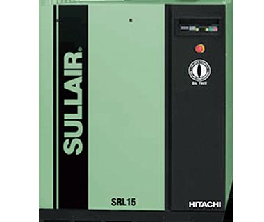 SRL(VT)-系列无油涡旋式空气压缩机