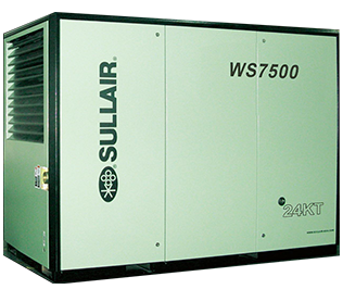 WS18 75 24KT 螺杆式空气压缩机