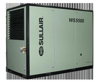 固定式螺杆空压机WS04-75系列