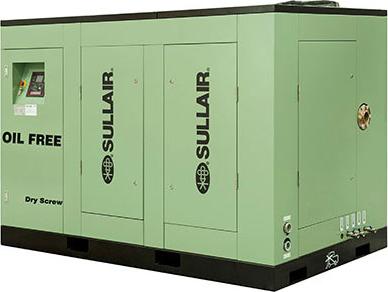DS系列干式无油螺杆空气压缩机机