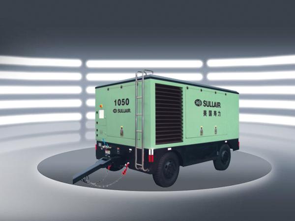 寿力750XH 1050中低压系列柴油机移动式螺杆空压机