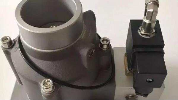 螺杆空压机进气阀工作原理