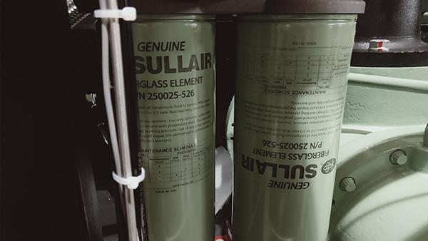 压缩空气系统的后处理设备该如何选择?
