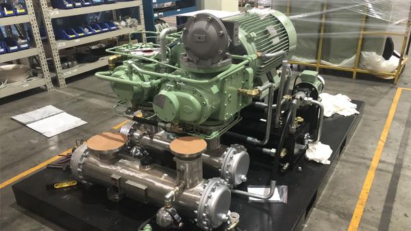 艾默迪空气压缩系统运行稳定,应用领域广