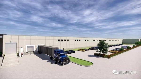 【寿力大事记】美国寿力密歇根城工厂扩建动工!