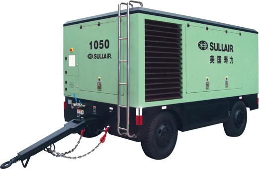750XH 1050中低压系列柴油机移动式螺杆空压机