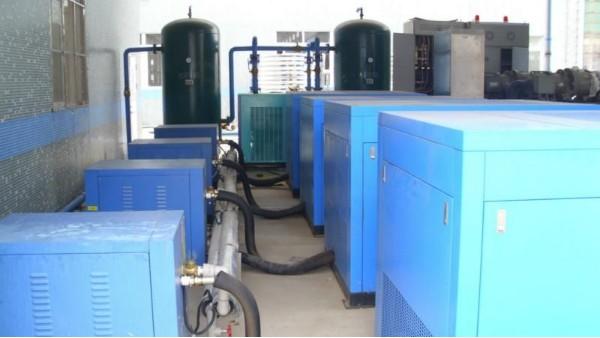空压机热能回收风冷型