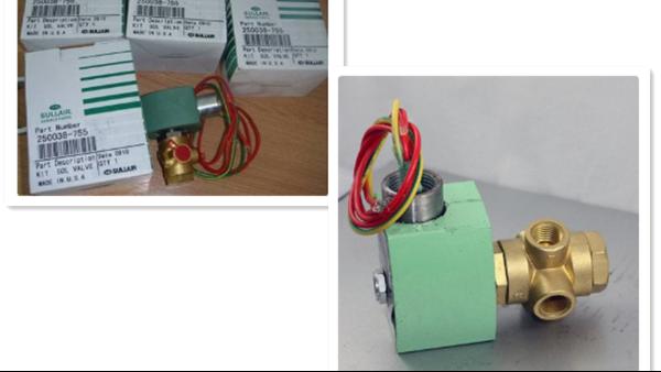 寿力空压机电磁阀的维护与保养