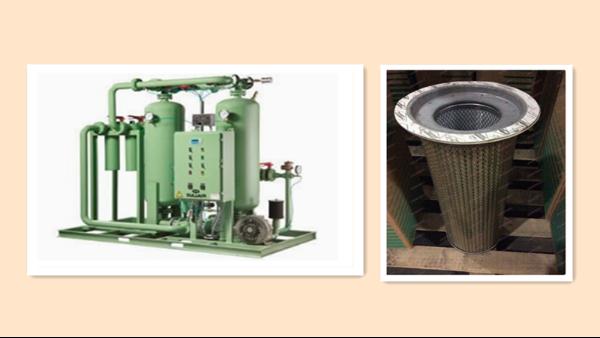 简述螺杆式真空泵的过滤系统
