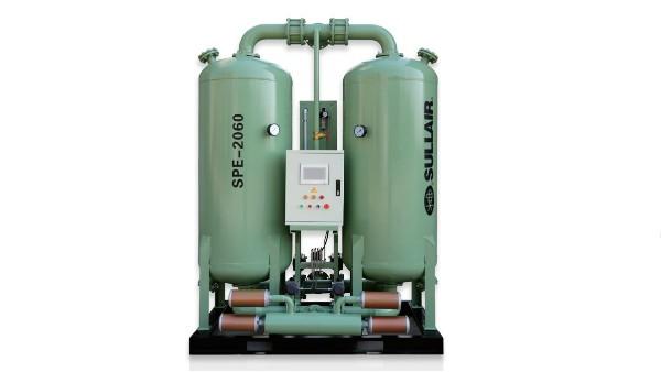 螺杆空压机后处理冷干机使用中应注意的几个问题