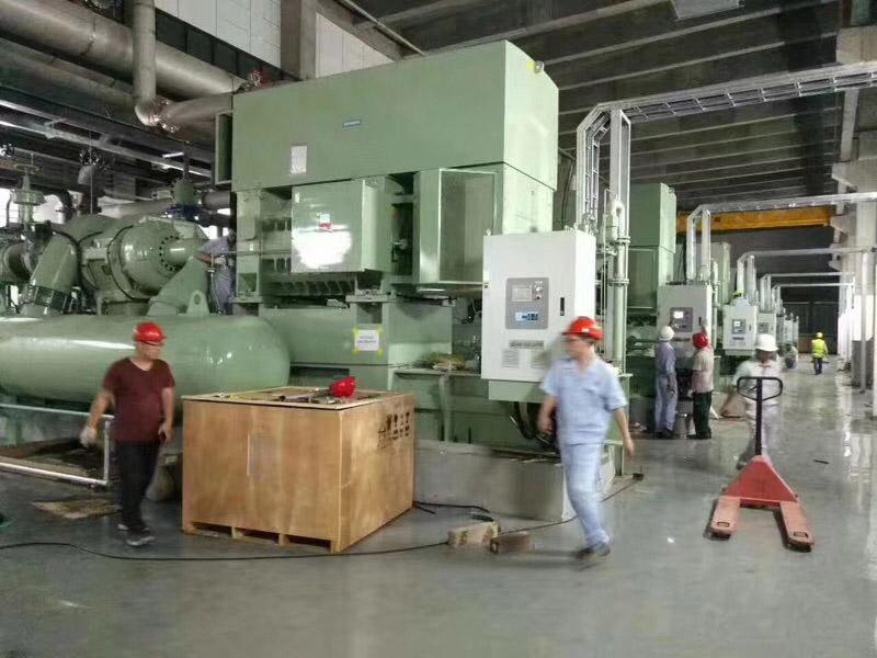 纺织行业寿力空压机