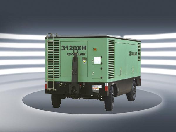 寿力3120XH-3540XH系列移动式柴油空压机