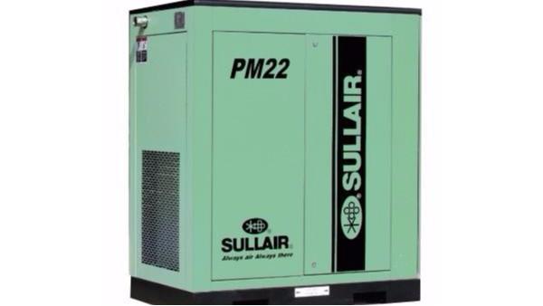 寿力PM系列变频空压机,高效稳定,降低能耗