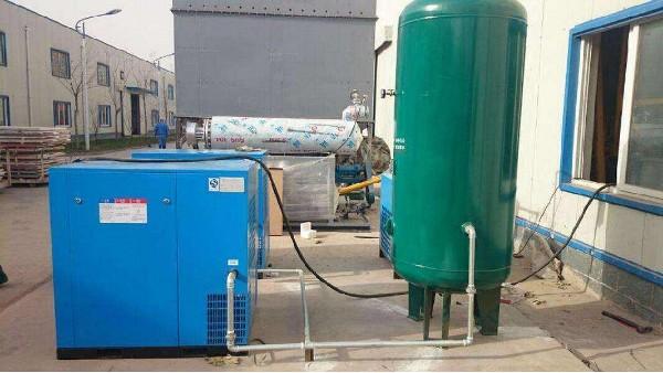 寿力空压机储气罐的基本选择要求及方法