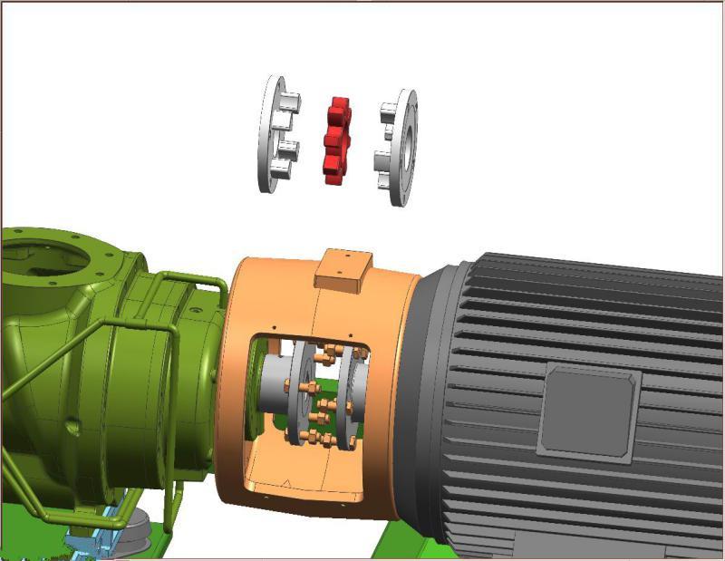 寿力空压机弹性联轴器