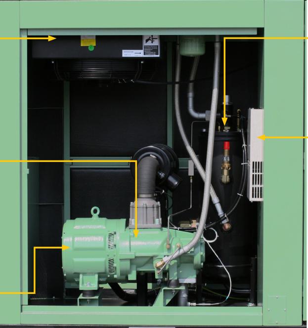 寿力空压机部件分析