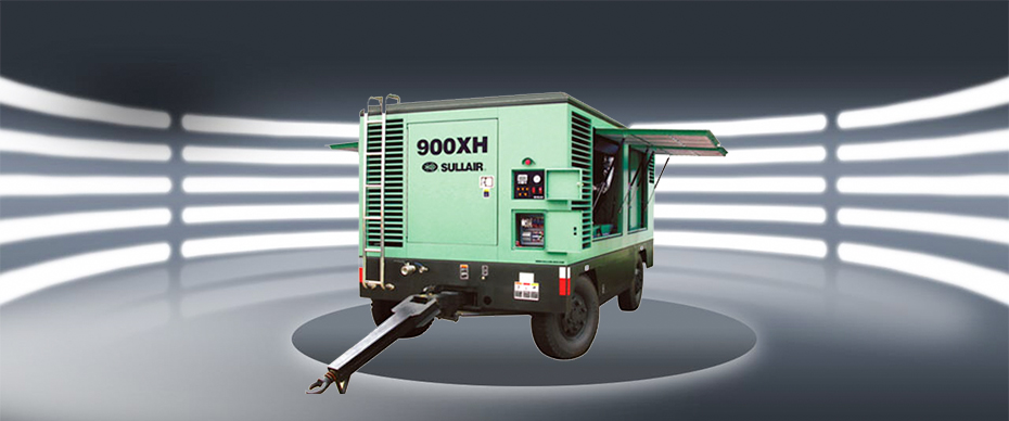 寿力900XH/980RH系列移动机